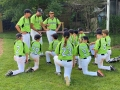 Miners do jedenácti let vyhráli kvalifikaci na mistrovství republiky (Foto: Aneta Svobodová)