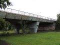V Kladně se opravuje další most, tentokrát v ulici Dukelských hrdinů (Foto: Marek Procházka)
