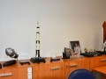 Do Kladna se dostaly artefakty z NASA (Foto: Karolína Jindrová)
