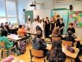 Kladenská nemocnice obdržela výtěžek Tříkrálové sbírky knih (Foto: Hana Senohrábková)
