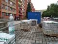 Revitalizace Ostravské ulice v Kladně je hotová, přibyla parkovací místa (Foto: KL)