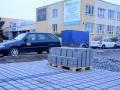 Moskevská ulice v Kladně se dočkala rozšíření parkoviště (Foto: KL)Moskevská ulice v Kladně se dočkala rozšíření parkoviště (Foto: KL)