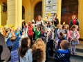 Ve slánských základkách si vyslechlo první zvonění přes 200 dětí (Foto: MeU Slaný)