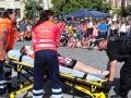 Střední zdravotnická škola Kladno pořádala akci PRVNÍ POMOC PRO VŠECHNY (Foto: Václav Vondrovský)