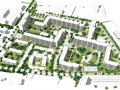 Podívejte se, jak by mohlo vypadat sídliště Rozdělov Sever po revitalizaci (Vizualiace: Město Kladno)