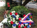 Společně uctili jeho památku na hřbitově v Brandýse nad Labem – Staré Boleslavi, kde je generál Selner pochován (Foto: Archív 251. protiletadlového raketového oddíl)