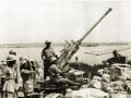 Od ledna 1943 byli Čechoslováci v Tobruku začleněni do protiletadlové obrany přístavu a letišť el-Adem a Bu Amud (Foto: Archív VHÚ)