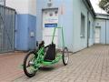 SAMK na Sletišti půjčují speciální handbike handicapovaným dětem (Foto: SAMK)