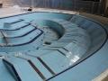 SAMK provádí rekonstrukci masážního bazénu v Aquaparku Kladno (Foto: SAMK)