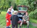 V Kladně soutěžili senioři v Sítenském údolí s městkou policií (Foto: KL)