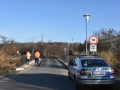 Ve Slaném skočil z mostu mladý muž, na místě zemřel (Foto: Jitka Krňanská - KL)