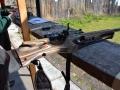 Ve vinařické střelnici se konala Velká jarní cena ve střelbě ze vzduchovek (Foto: KL)
