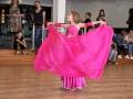 Do Slaného se i letos sjely orientální tanečnice (Foto: Jitka Krňanská - KL)