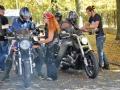 V sobotu motorkáři ve Stochově zahřáli své výfuky naposled (Foto: Jitka Krňanská - KL)