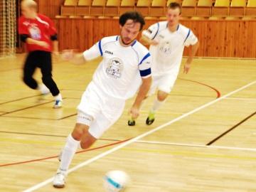 Futsaloví SAT-ANi vstupují do sezony v dobré formě (Foto: KL)
