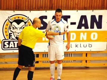 Futsalový SAT-AN čeká v tomto roce mistrovská premiéra (Foto: KL)