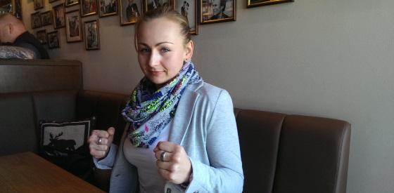 Anna Homolková (Foto: KL)