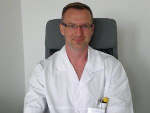 MUDr. Tomáš Bureš (Foto: KL)