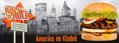 Amerika na Kladně