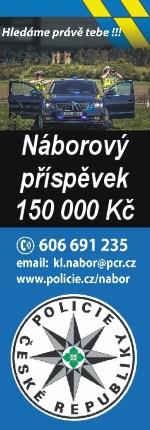 Nábor k policii Kladno