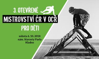 3. otevřené mistrovství ČR
