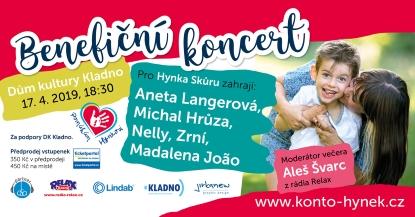 Benefiční koncert pro Hynka Skůru