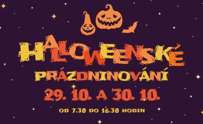 Halloween v Labyrintu