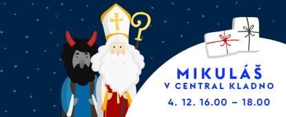 Mikuláš v Centralu