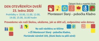 Montessori Kladno