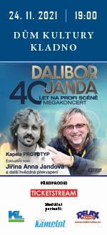 Dalibor Janda v Kladně