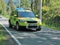 Středočeští záchranáři na Rallye Rejvíz 2019 obsadili druhou příčku (Foto: ZZS Středočeského kraje)