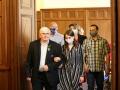 Manželé Kunovi oslavili v Kladně zlatou svatbu (Foto: KL)